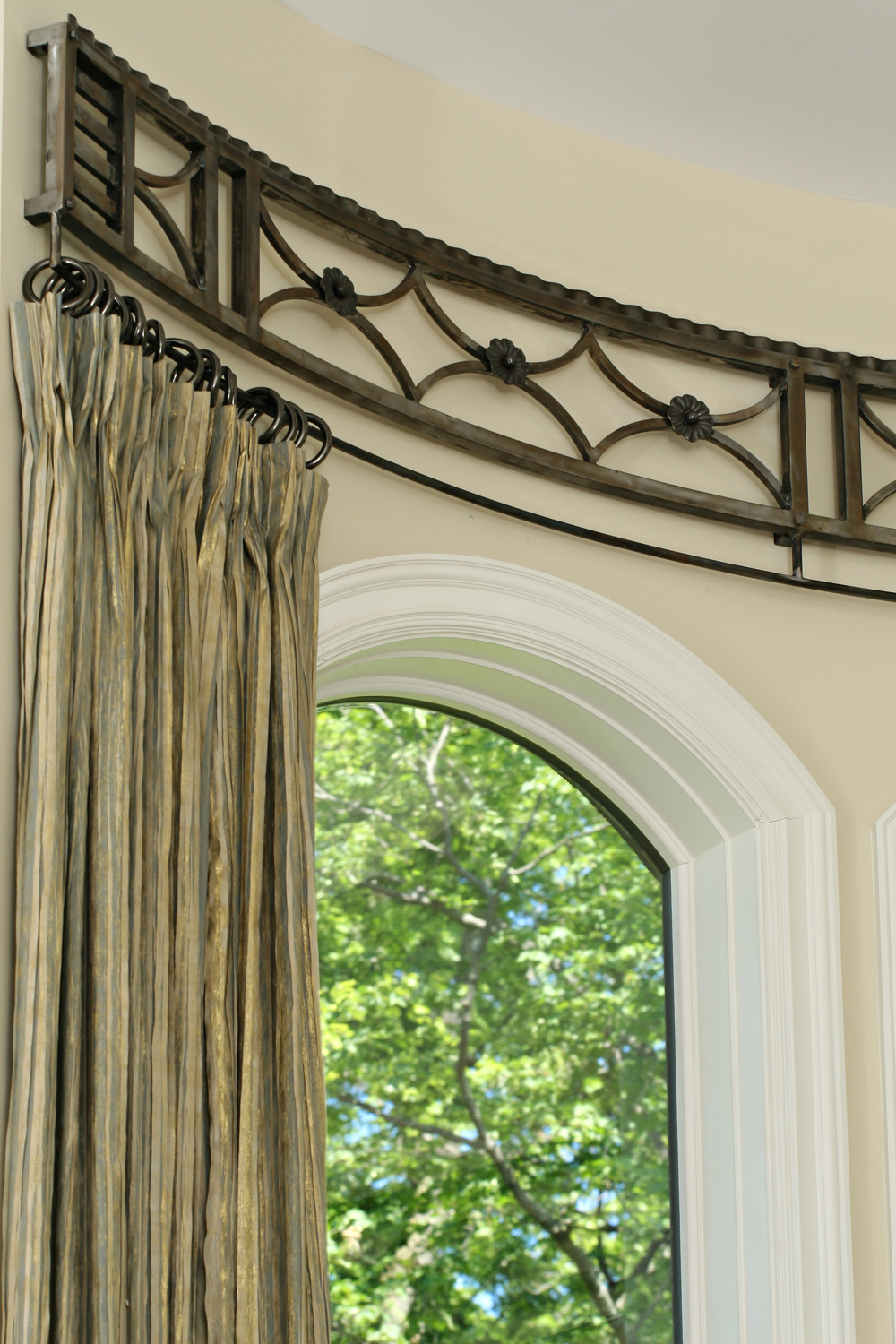 Arched Window Treatments There Are Good Ideas Here