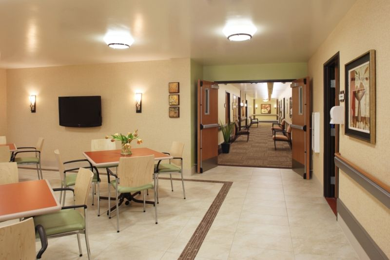 Skilled Nursing Room Design